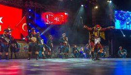 Dünya Dans Festivali'ne Büyükçekmece damgası