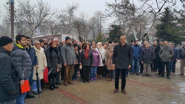 CHP Anayasaya Karşı Hayır Mitingi Düzenledi (Videolu Haber)