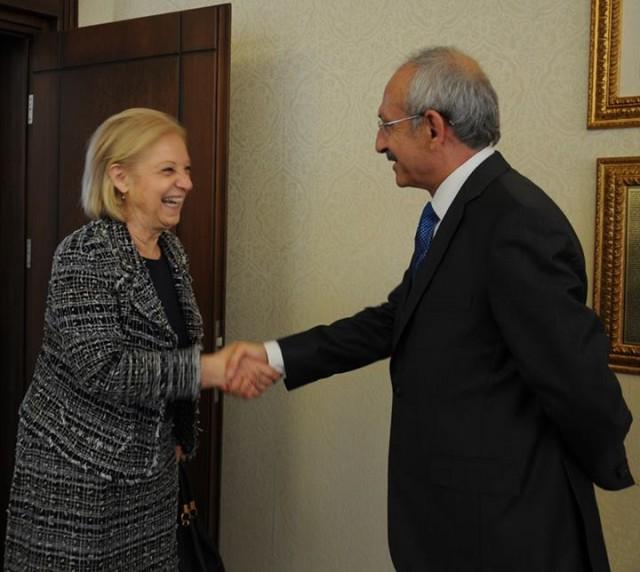 ADD Genel Yönetim Kurulu'ndan Kılıçdaroğlu'na ziyaret