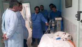 Türkiye'de ilk kez, 36 saat uyutulan bir köpeğe, insanlarda kullanılan stent takıldı (Videolu Haber)
