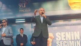 Kılıçdaroğlu, Trakya'dan Ekmeleddin'e oy istedi…