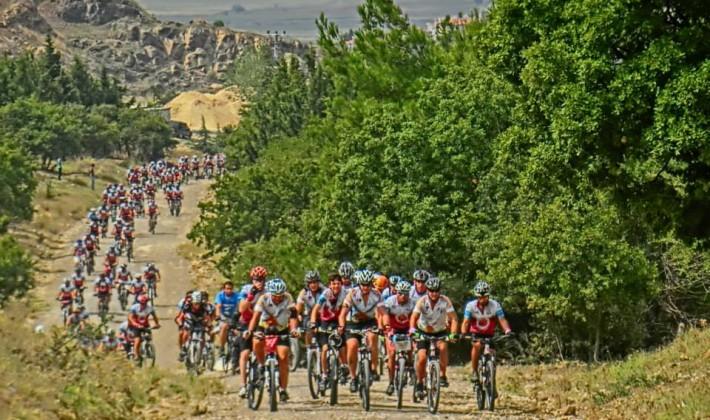 Saros Körfezi Dağ Bisikleti Festivali 4 Eylül'de başlayacak.