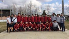 Galatasaray U 16 Takımı Keşan'da Öğle Yemeği Molası verdi…