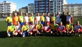 Trakya Veteran Futbol Ligi'nde 2.Yarı Start Aldı….