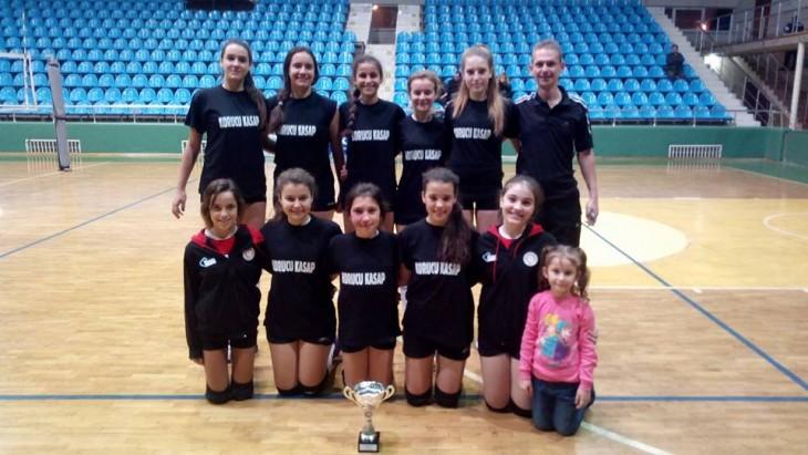 Keşan Yıldızıspor Takımı şampiyon oldu…
