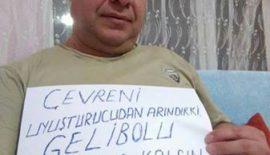Gelibolu'lu Gazeteci Uyuşturucuya Savaş Açtı…