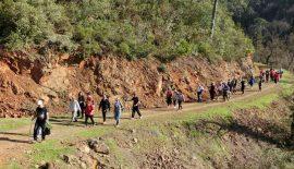 DOÇEK Çan'ın Derenti Köyündeydi