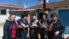 CHP Keşan Kadın Kolları'ndan ve Yönetimden  Hayır'lı Geziler…