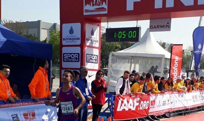 Hasan Tek Ankara'da Şampiyonluk için koşacak.