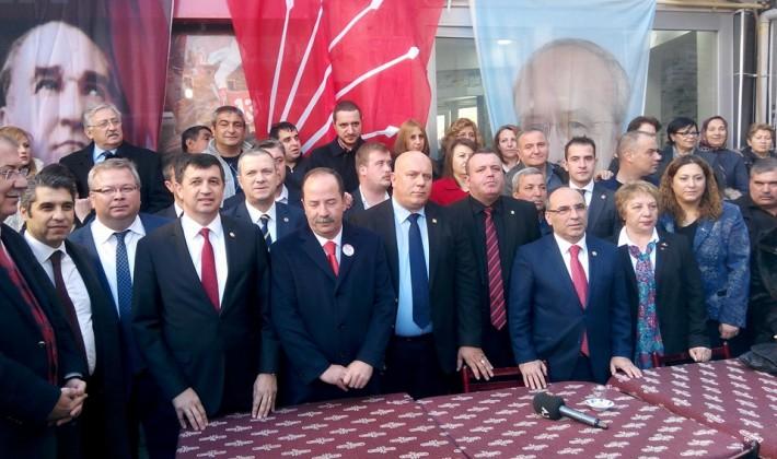 Fevzi Pekcanlı Edirne CHP İl Başkanlığı'na Adaylığını Açıkladı…