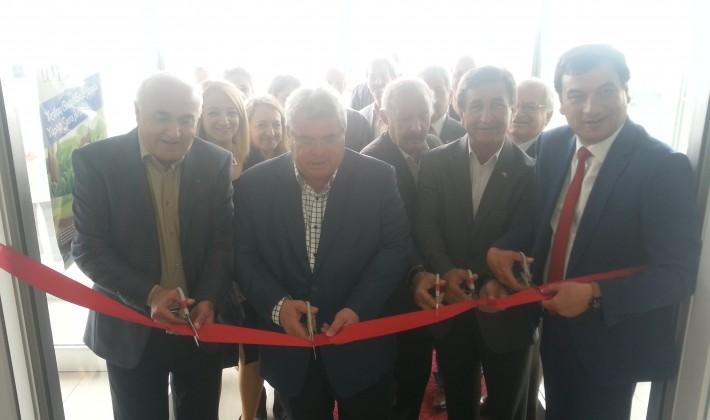 ADEN Koleji Resim Sergisi açıldı