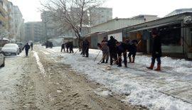 Keşan Belediyesi Kar Çalışmalarını Başarıyla Gerçekleştirdi.