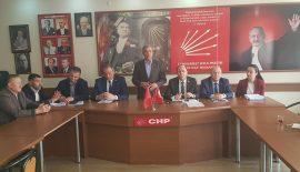 CHP Enez İlçe Başkanı,  İl Genel Meclis ve Belediye Meclis Üyelerinden Bostancı'ya Sert Eleştiriler….