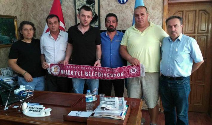 Ümit Çelik, Muratlı Belediyespor ile Yeniden Anlaştı…