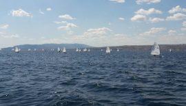 50. Balkan Yelken Şampiyonası'nda kupa mücadelesi başladı
