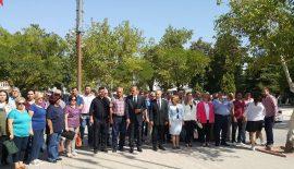CHP'nin 94.Kuruluş Yıldönümü Keşan'da Kutlandı…