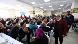 Başkan Akgün'den Alevilere:Kimse birlik ve beraberliğimizi bozamaz!