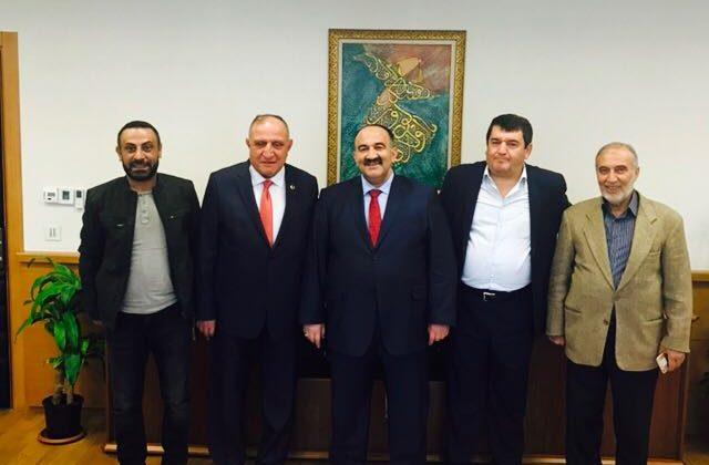 Kırkpınar Ağasının Ziyaret ettiği İŞKUR Genel Müdüründen Edirne'ye Müjde