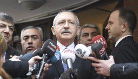 """Kılıçdaroğlu,"""" Kızımıza Yapılan Saldırıyı Şiddetle Kınıyoruz"""""""