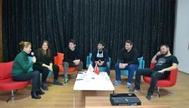 Bahçeşehir Uğur Okulları'nın Kişisel Gelişim&Sosyal Medya Paneli renkli geçti