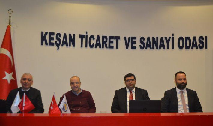 """""""İş'te 2017"""" paneline katılan Ekonomist Prof. Dr. Uzunoğlu'ndan """"Risk"""" tavsiyesi: """"Risk almayın, riskinizi yönetin"""""""