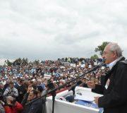 CHP, Grup Toplantısını Çamlıdere'de Yaptı…(Videolu Haber)