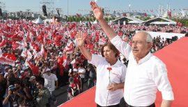 Kılıçdaroğlu, Adalet Mitingi'nde 2 Milyon Kişiye Hitap Etti…