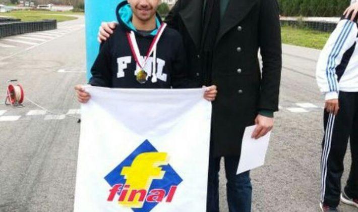 Hasan Tek, Türkiye Şampiyonası'na katılacak…