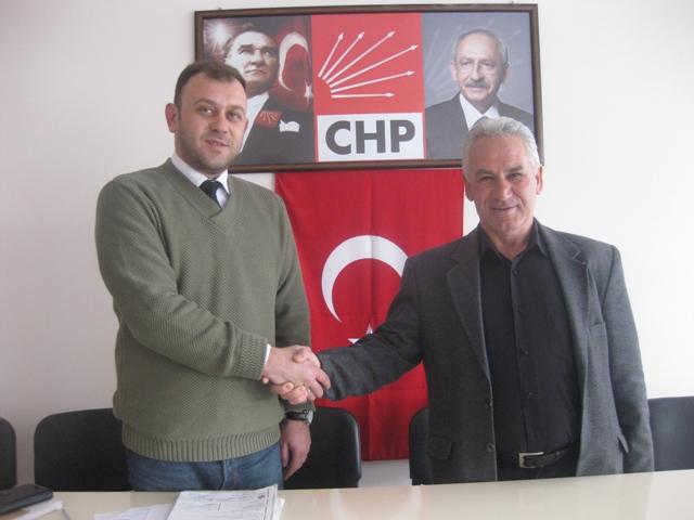 TDH Enez İlçe Başkanı CHP'ye geçti