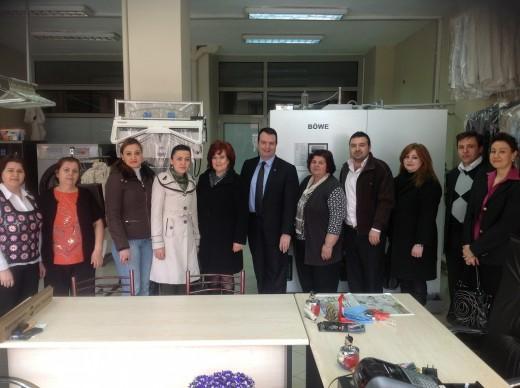 KOSGEB'in Edirne'ye verdiği desteklerin % 60'ını KTSO üyeleri kullanıyor…