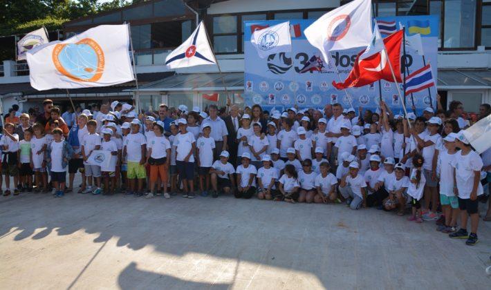 3. Rodosto Kupası Yelken Yarışları'nın açılış seremonisi yapıldı