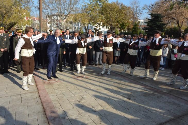 Keşan'ın Kurtuluş Bayramı törenleri 27 Kasım'da Rumeli TV'de yayınlanacak.