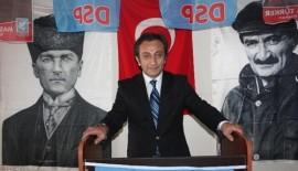 DSP Edirne İl Başkanlığı Atatürk Havaalanı'ndaki Terör Eylemini Kınadı…