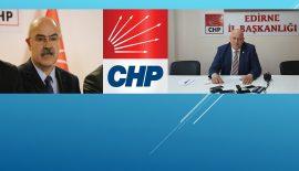 CHP Edirne İl Kongresi 6 Ocak'ta Yapılacak.
