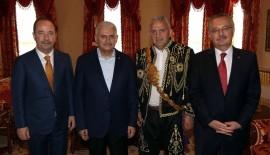 Kırkpınar Heyetinden Başbakan Yıldırım'a Davet