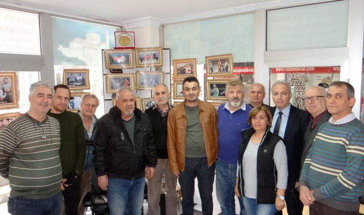 Bülent Türker'den Vize'de Naim Süleymanoğlu Fotoğraf Sergisi