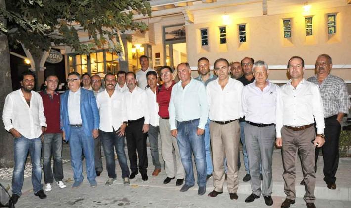 Edirneli ve Kırklarelili işadamları Svilengrad'ta otel inşaatına başladı