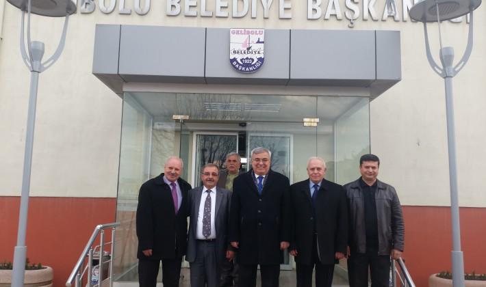 Sarıbaş'tan Gelibolu Ziyareti