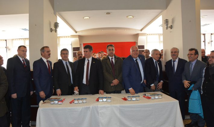Feyzioğlu ve Batum'a Keşan'da Büyük İlgi…(Videolu Haber)