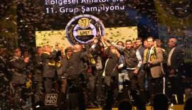 Başkan Eşkinat, Tekirdağspor kupa törenine katıldı