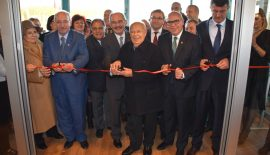 Ahmet Erensoy Gençlik Merkezi hizmete açıldı