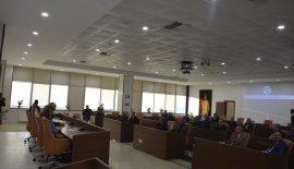 Keşan Belediye Meclisi Toplandı