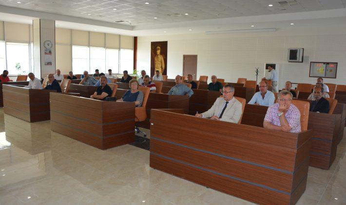 Meclis Haziran toplantısı gerçekleştirildi