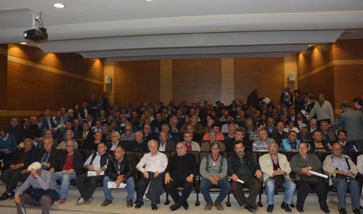 Apartman Yöneticileri ve Kalorifer Ateşçileri Bilgilendirme Toplantısı Yapıldı.