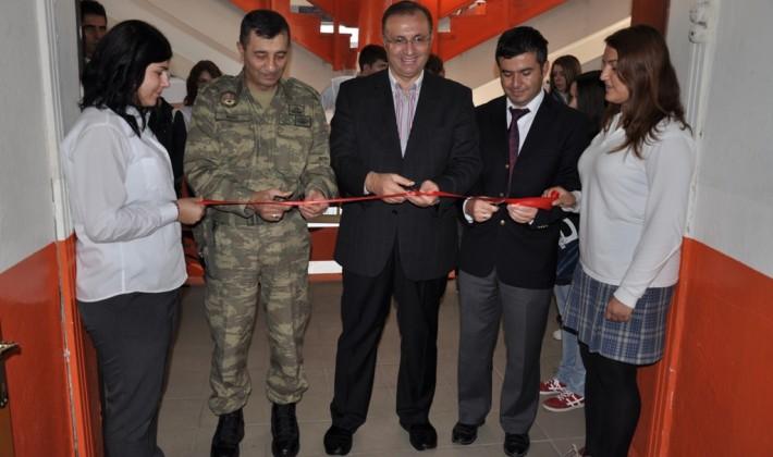 Mehmetçik Dershanesi Açıldı.