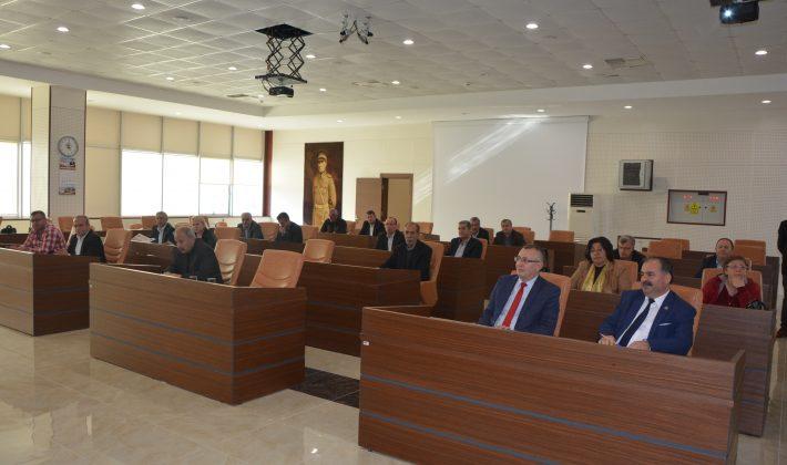Keşan Belediye Meclisi 4 Mayıs'da Toplanacak