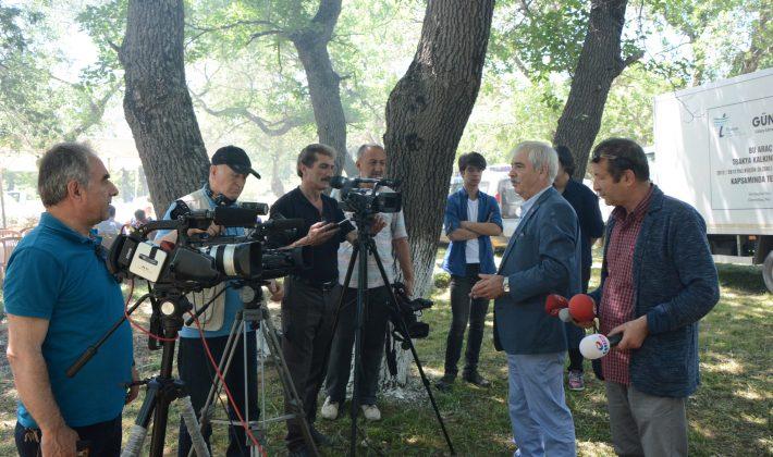 Dallık Görüntüleri 28 Mayıs'ta Tek Rumeli TV'de yayınlanacak.