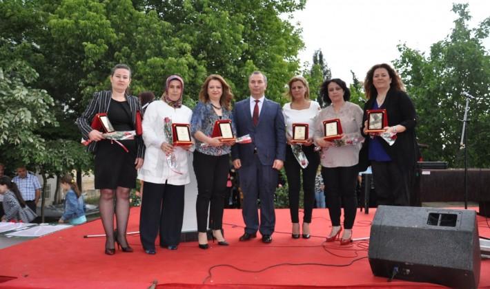 Yusuf Çapraz Anadolu Lisesi'nin mezuniyet töreni yapıldı