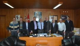 Keşan Belediyesi'nde Toplu İş Sözleşmesi İmzalandı.