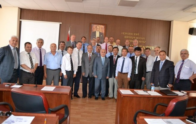 Edirne İl Genel Meclisi 21 Ağustos'ta Olağanüstü toplanıyor.
